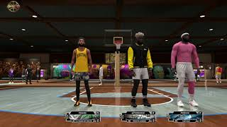 COMP STAGE GAMEPLAY NBA 2K21