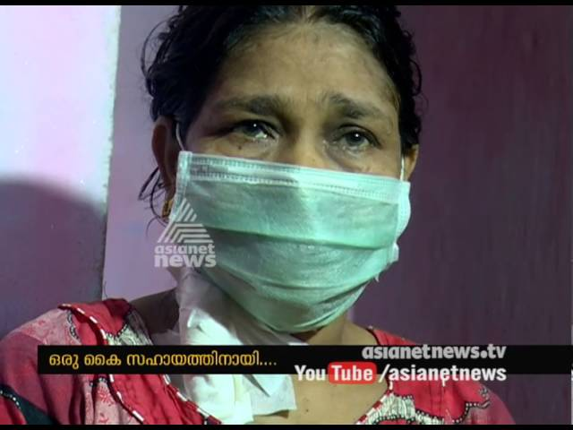 Poor Kidney Patient Seek financial aid for Treatment in Palakkad a
