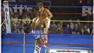 Donny Lalonde vs Benito Fernandez / Part 4