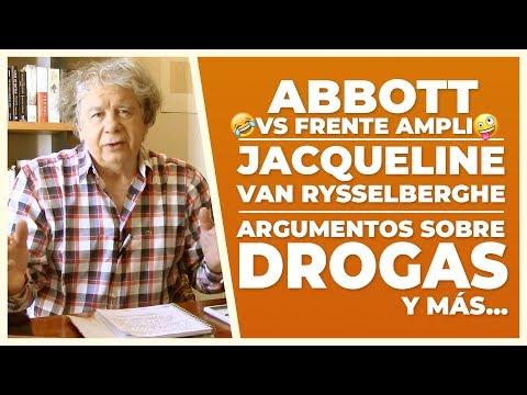 Abbott vs Frente Amplio, JVR, debate sobre drogas   V de Villegas   E32