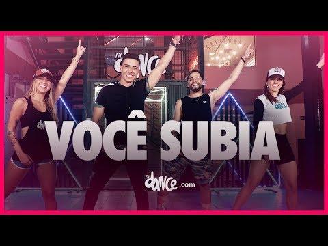 Você Subia  - Papazoni   FitDance TV (Coreografia Oficial) Dance Video