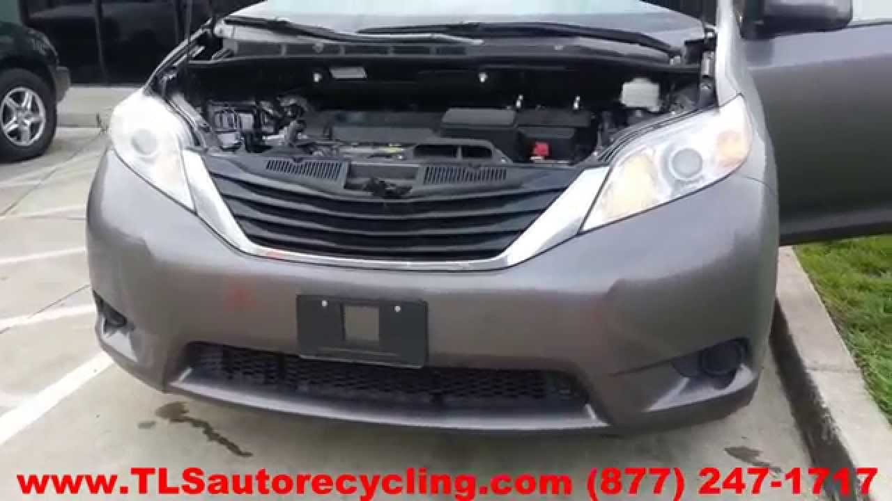2012 Toyota Sienna Parts for Sale - Save up to 60% - YouTube