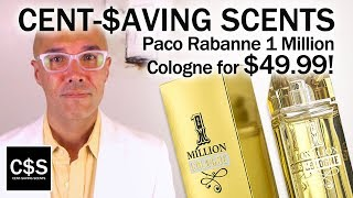 C$S - Paco Rabanne 1 Million Cologne Review