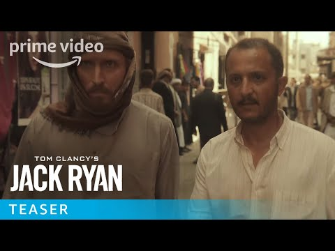 Jack Ryan - Teaser: The Reveal | Prime Video