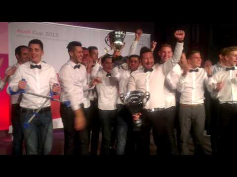 Audi Cup Neckarsulm Players Night
