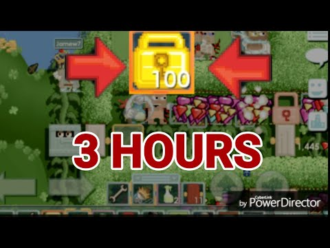 HOW TO GET 100 WLS IN 3HOURS? (EASY PROFIT) OMG!! - Growtopia