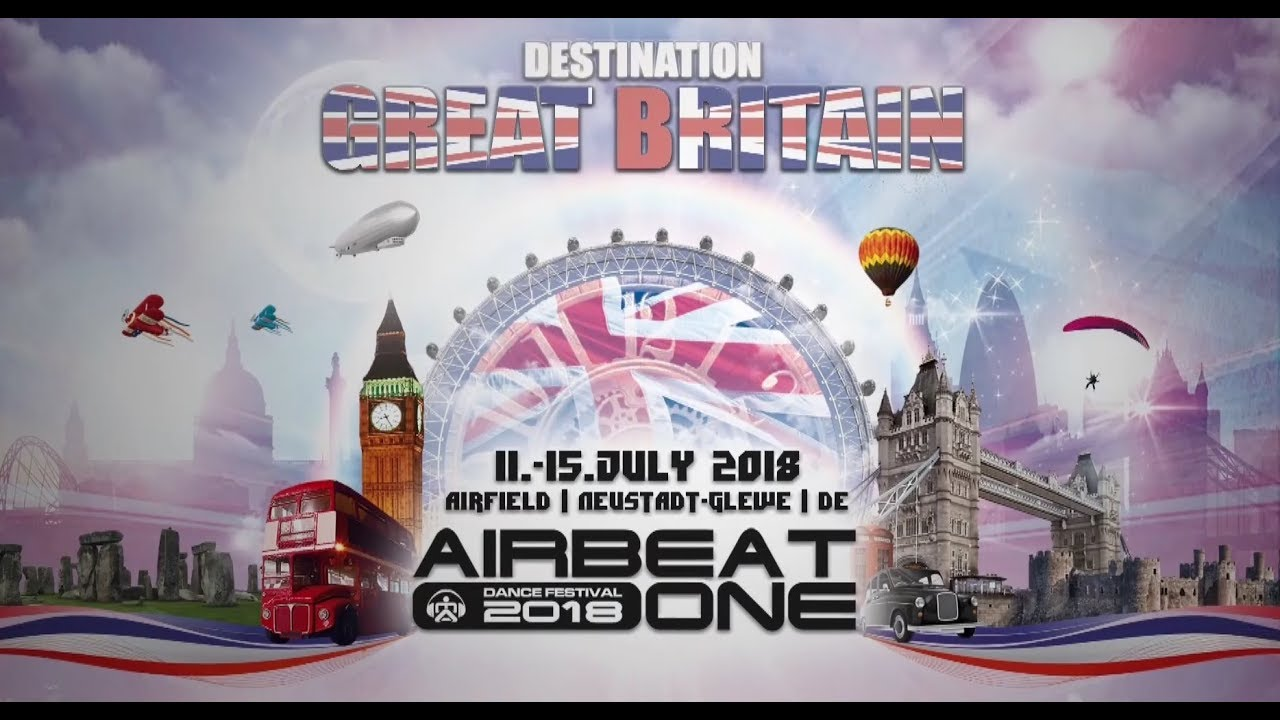 Airbeat One 2018 Trailer Kshmr Game Of Thrones Style Youtube