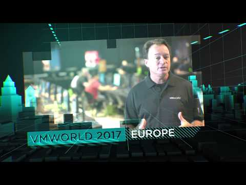 VMworld 2017 Europe – wrap up video