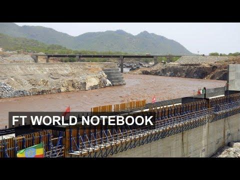 Ethiopia's big Nile dam battle thumbnail