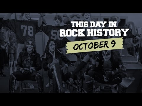 Kiss Go Back to School, Judas Priest Play the Name Game - October 9 in Rock History