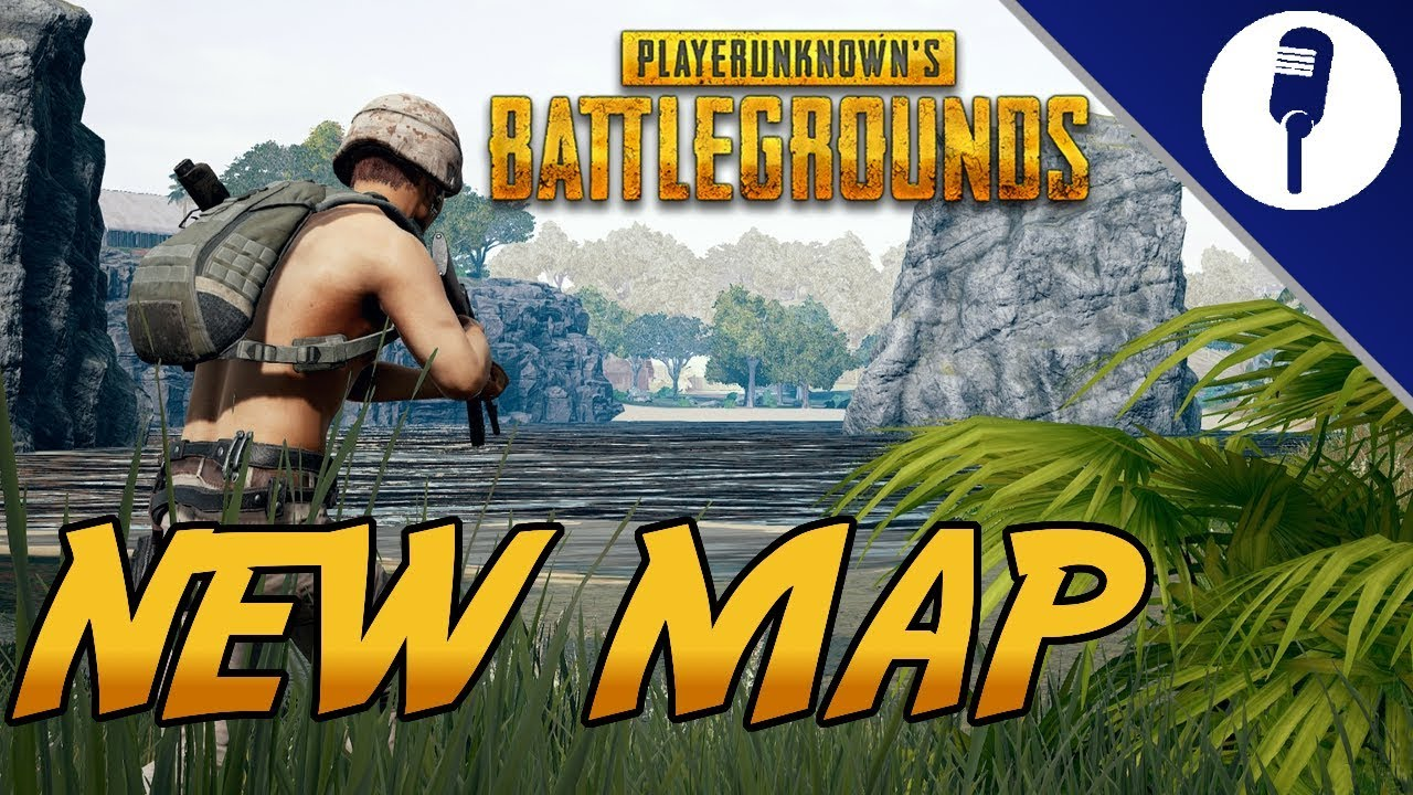 Playerunknown S Battlegrounds Maps Loot Maps Pictures: PUBG New Map Codename: Savage Review & Impressions