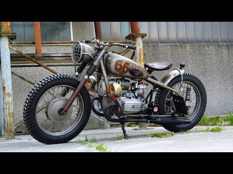 K-750 Russian Bobber Motorcycles