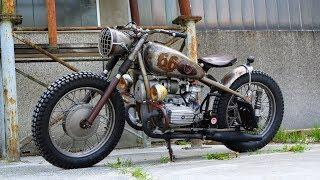 K-750 Russian Bobber Motorcycles