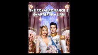 Choices: The Royal Romance Book 3 Chapter 19 //Liam (Wedding Day)