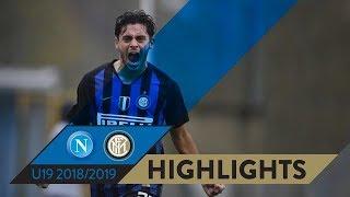 NAPOLI 0-2 INTER | PRIMAVERA HIGHLIGHTS | Merola and Schirò on the scoresheet!
