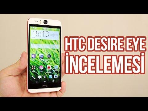 HTC Desire Eye İncelemesi