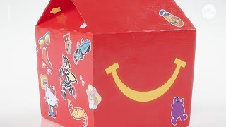 Happy Meal Toys Are Super Offensive Now