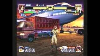 The King of Fighters '99: Evolution Dreamcast