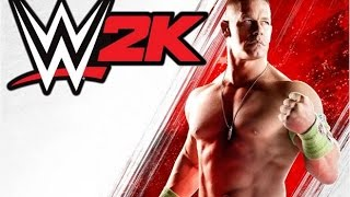 WWE2K android gameplay