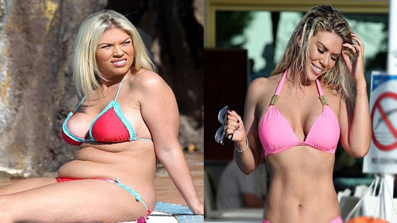 Hot and fat girls in bikini