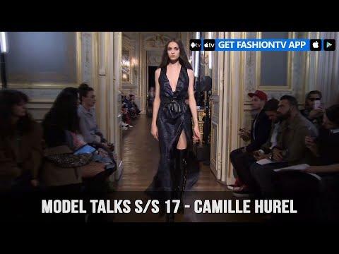 Model Talks Fall/Winter 2017-18 Camille Hurel   FashionTV