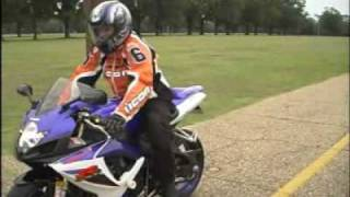 Rucker Enforcer - Motorcycle Safety/USACRC Peer to Peer Video Contest