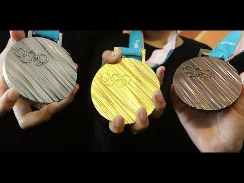Золото из мусора: Как создают медали Олимпиады-2020 в Токио