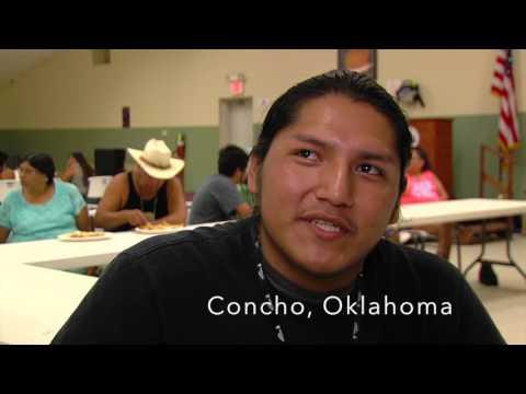 Cheyenne and Arapaho Video