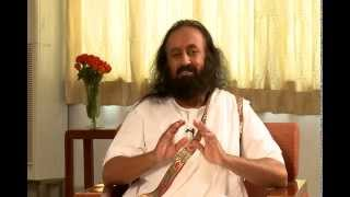 Sri Sri Ravi Shankar Interview on Eye, Organ and Body Donation