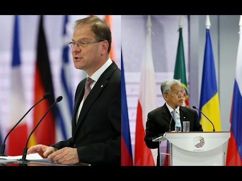 Introduction speeches at the 5th ASEM Education Ministers' Meeting in Riga, 27-28 April 2015
