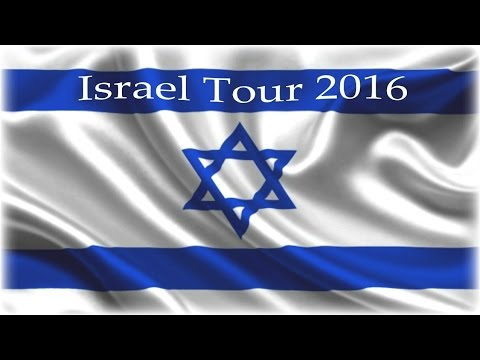 Calvary Chapel Chino Hills Israel Tour 2016 Part 1