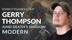 Modern: Gerry Thompson with Jund Death's Shadow - Wrap