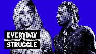 Baixar 'FEFE' a Bigger Look for Nicki or 6ix9ine? Rich the Kid Really Hacked? | Everyday Struggle