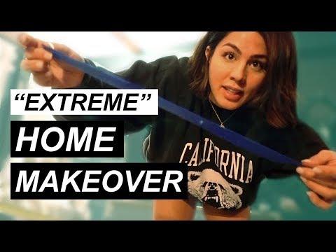 """Extreme"" Home Makeover | MeganBatoon | MeganBytes EP. 122"