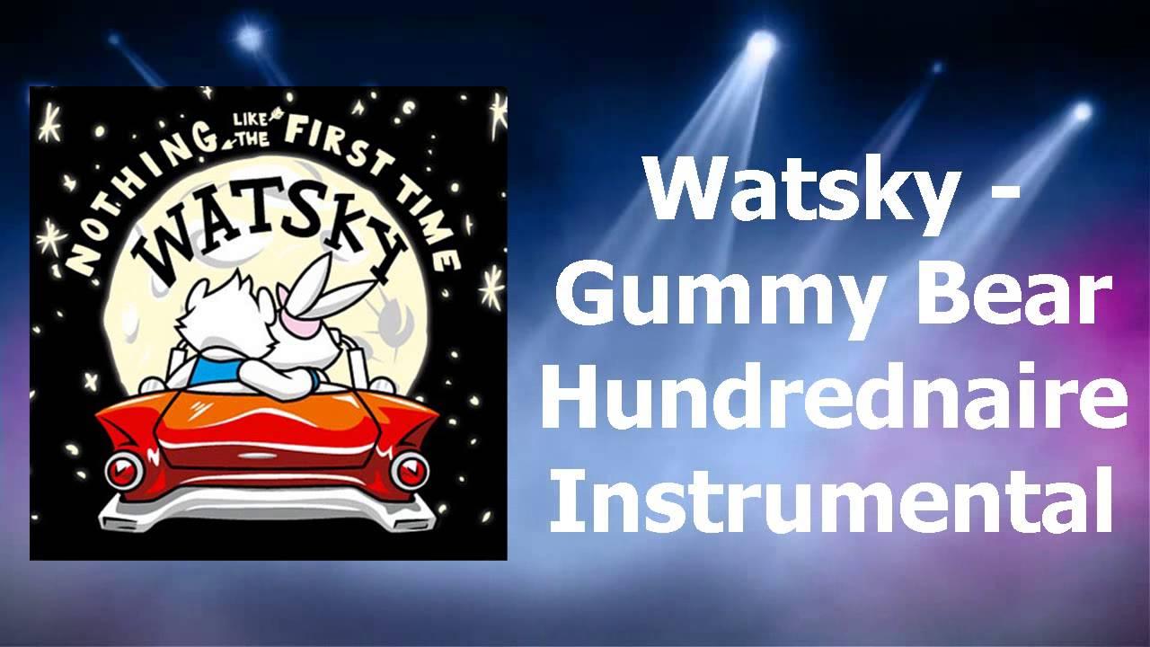 Download Gummy Bear Hundrednaire (Instrumental - Mixtape Version)