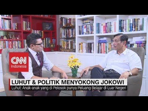 Luhut & Politik