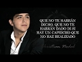 (LETRA) ¨EL PRIMER TONTO¨ - Christian Nodal (Lyric Video)