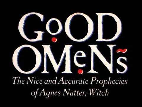 Good Omens Part One, An Ear to Ear Whispered Reading for Relaxation and ASMR