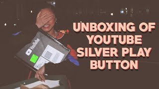 Surprise + Unboxing of Silver Play Button | Kim Chiu PH