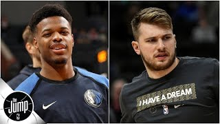 Mavs shouldn't give up on Luka Doncic-Dennis Smith Jr. combo - Zach Lowe | The Jump