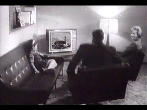 1960s Television WERNER con UHF incorporado Publicidad España Spain Anuncio Ad TV
