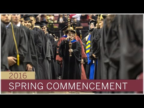 Florida State University Spring Commencement
