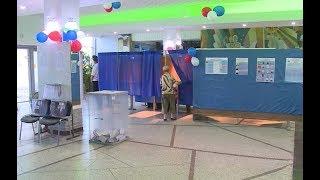 видео В Волгоградской области началось досрочное голосование