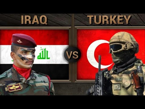 Iraq vs Turkey - Army/Military Power Comparison 2018