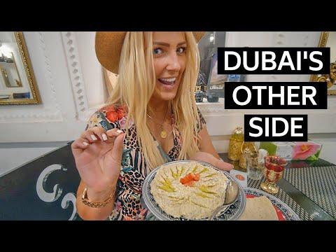 DUBAI WALKING FOOD TOUR | DEIRA OLD DUBAI, UAE