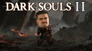 Angry Joe Plays Dark Souls 2!