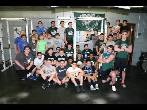 Whiting Football Weight Room June 2016