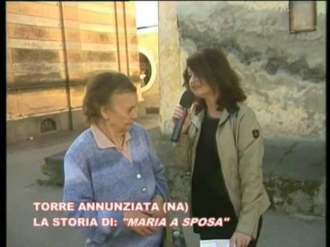 Maria 'a Sposa - filmato ideato da Peppe Sorrentino