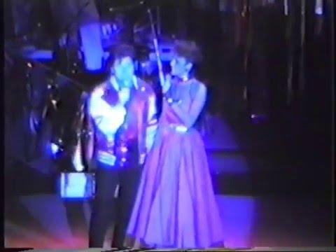 Deana Peher - Wickety Wak 50's show 1987 Twin Towns with Tony Jeffrey