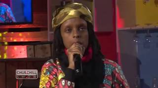 Local reggae pioneer and icon Njambi Koikai talks about her battle with thoracic endometriosis